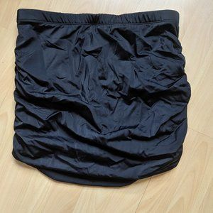 Size 12 Plus Size swim bottoms
